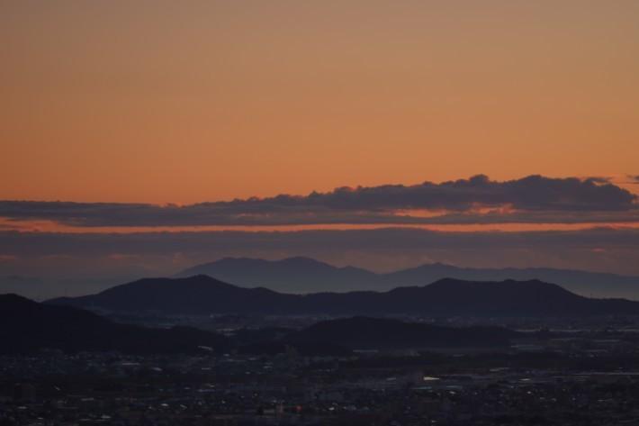 太田金山からの朝景(2) (2019/12/3撮影)_b0369971_16113565.jpg