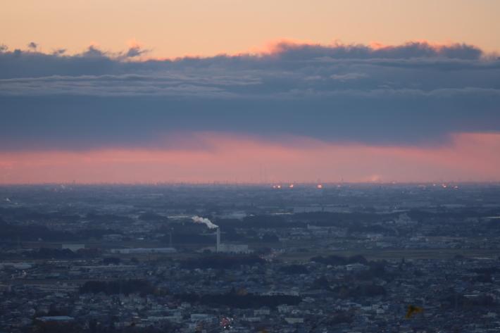 太田金山からの朝景(2) (2019/12/3撮影)_b0369971_16122974.jpg