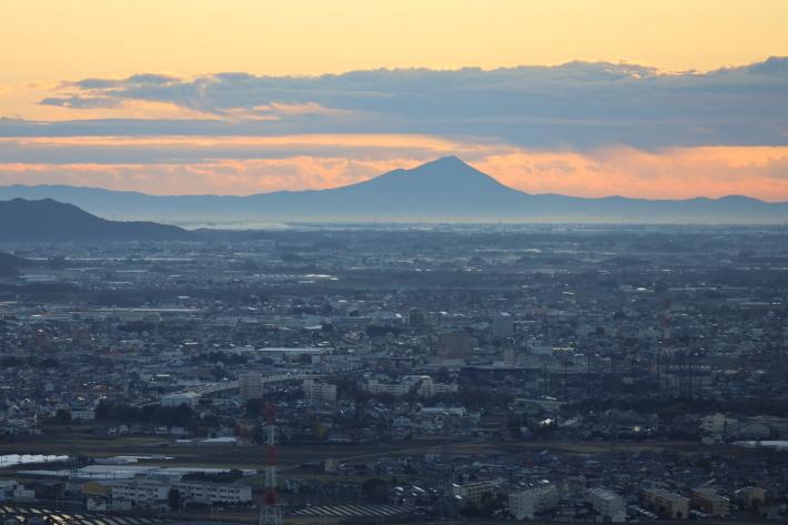 太田金山からの朝景(2) (2019/12/3撮影)_b0369971_16134453.jpg
