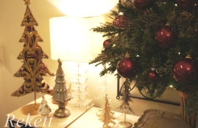 お客様オーダーアンティーク調クリスマスツリー完成致しました~❤_f0029571_00074043.jpg