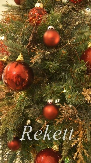 お客様オーダーアンティーク調クリスマスツリー完成致しました~❤_f0029571_00114383.jpg