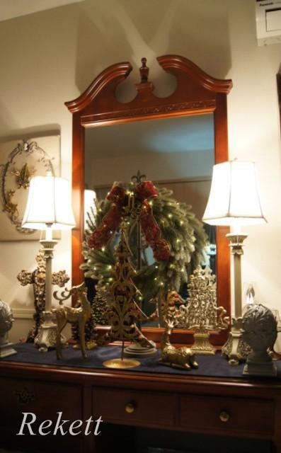 オリジナルデザインクリスマスツリー&リース~❤_f0029571_01182287.jpg
