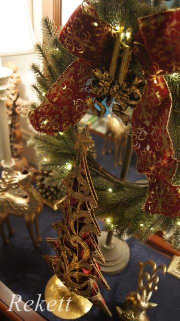 オリジナルデザインクリスマスツリー&リース~❤_f0029571_01211360.jpg