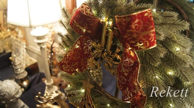 オリジナルデザインクリスマスツリー&リース~❤_f0029571_01244023.jpg