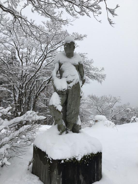 ☃️「寒いぜ…」_b0185375_19235317.jpg