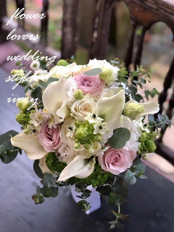 週末の婚礼から〜♬_b0094378_18201203.jpeg