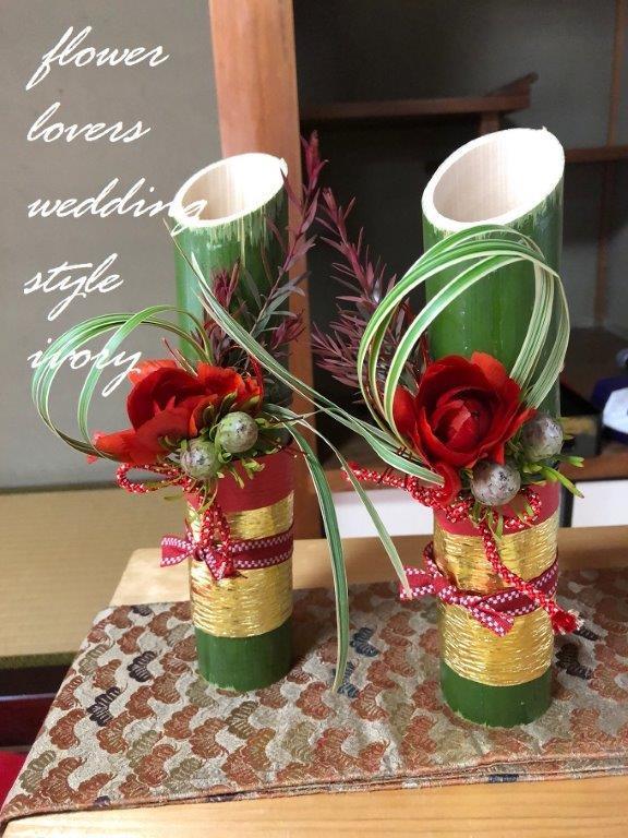 週末の婚礼から〜♬_b0094378_18274391.jpeg
