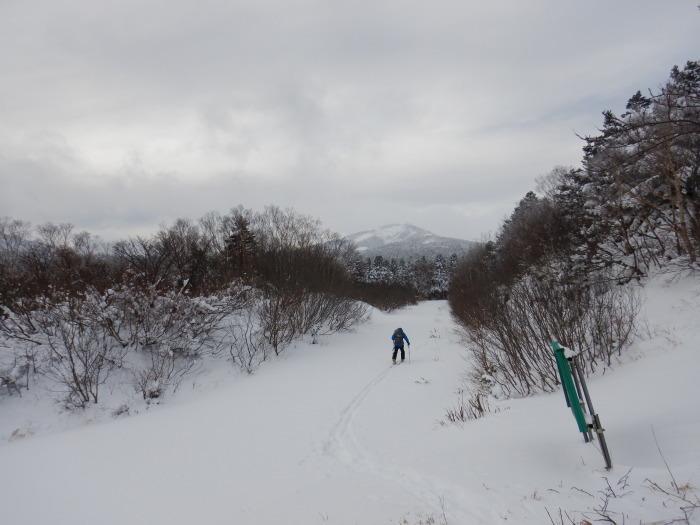 蔵王・刈田岳(ハイライン分岐まで)~ 2019年12月7日_f0170180_23020490.jpg
