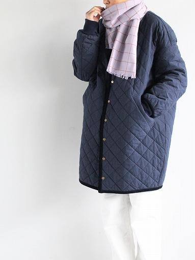loomer Wool Cashmere Grid Muffler_b0139281_1639451.jpg