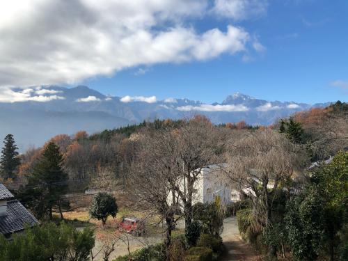 甲斐駒ケ岳の雪☃️、少ない。が晴れた☀️_d0338282_10381097.jpg