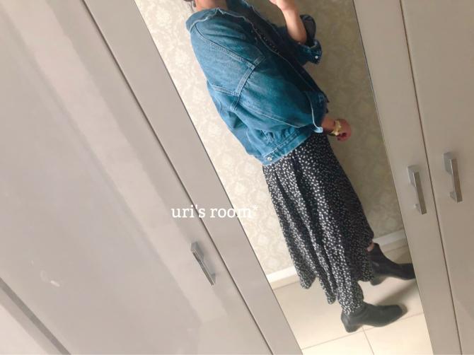 冬でもスカートを楽しみたい♪(´ε` )_a0341288_20270581.jpg