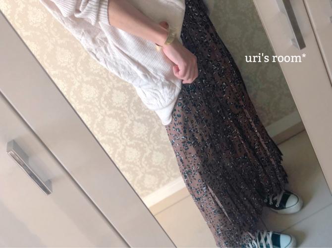 冬でもスカートを楽しみたい♪(´ε` )_a0341288_20385981.jpg