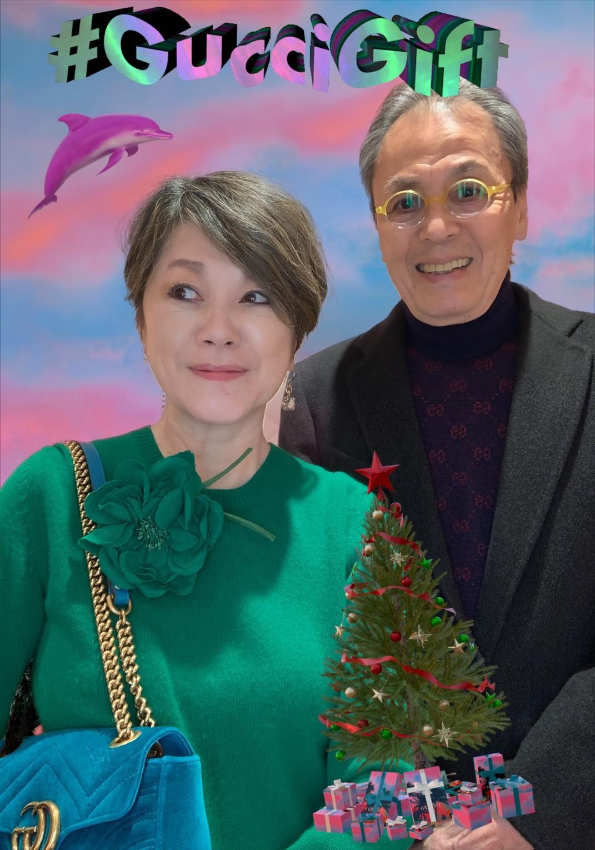 GUCCI青山店Xmasパーティ♪_d0339889_19430564.jpg