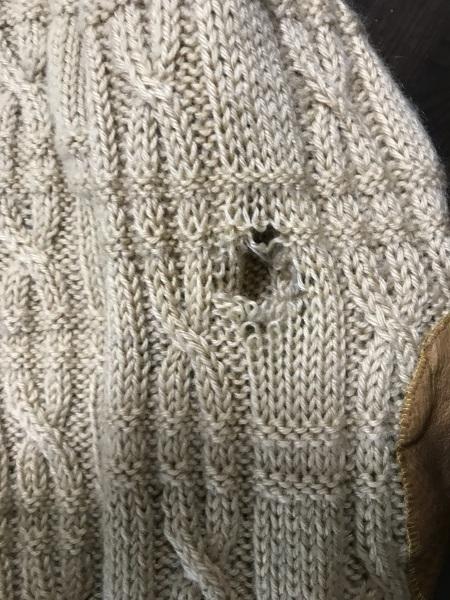 夫のセーターのリメイク_e0397389_11261661.jpeg