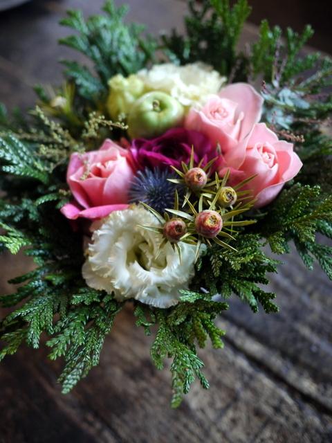 亡くなったワンちゃんに。「ピンク系」。里塚緑ヶ丘11にお届け。2019/12/07。_b0171193_00073945.jpg
