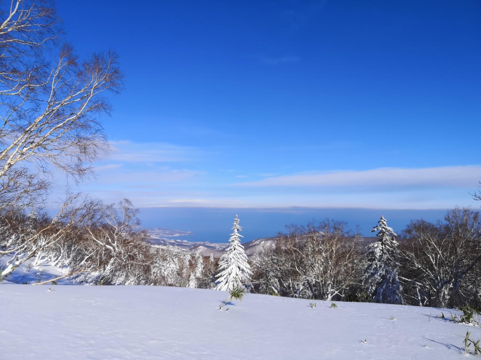 BCスキー 余市岳_d0198793_13122747.jpg