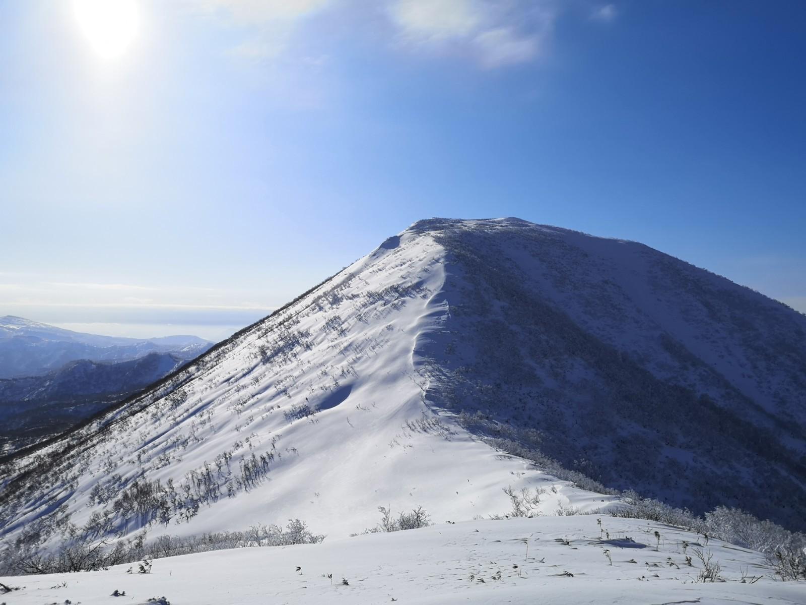 BCスキー 余市岳_d0198793_13250267.jpg