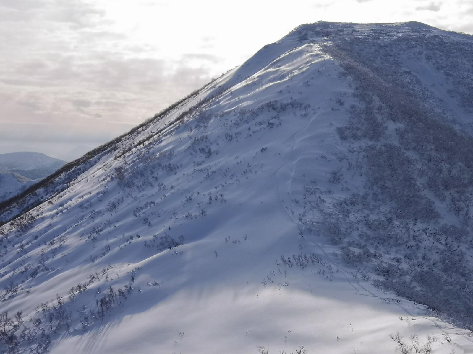 BCスキー 余市岳_d0198793_13505805.jpg