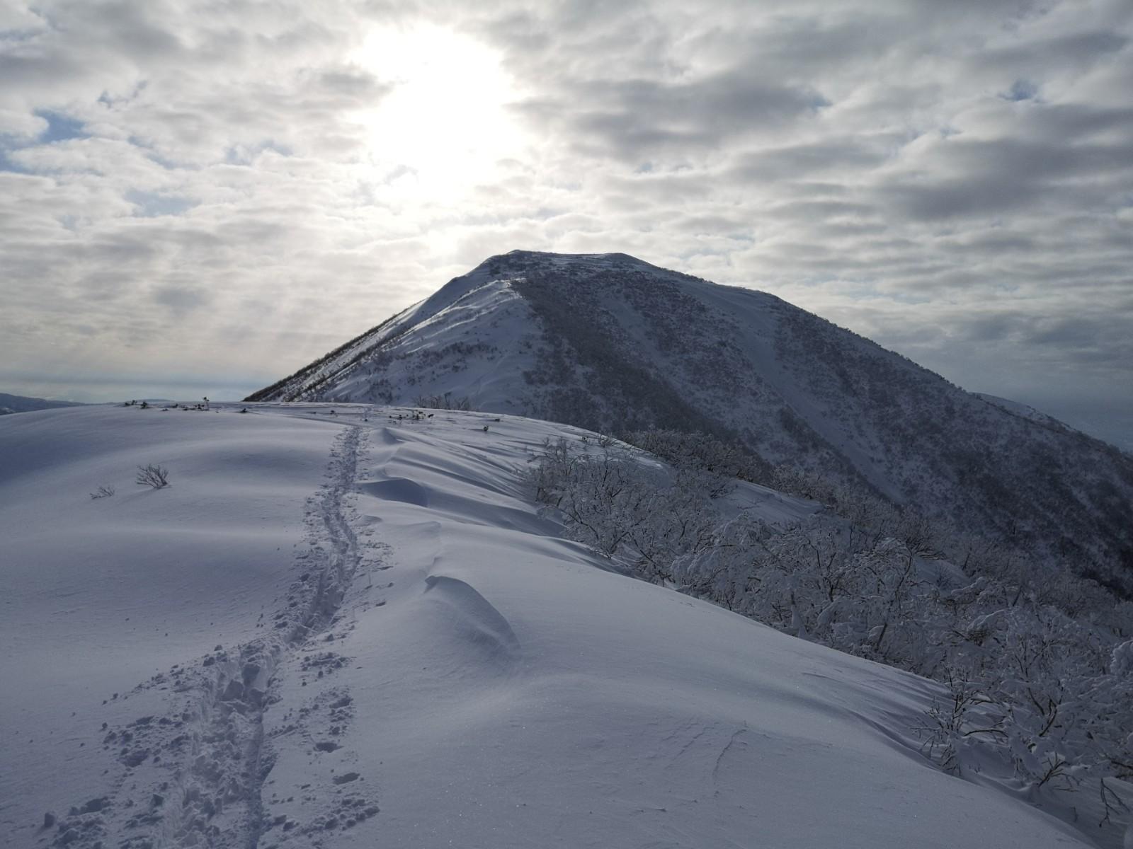 BCスキー 余市岳_d0198793_13505814.jpg