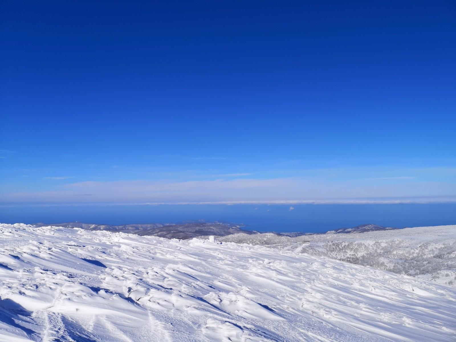 BCスキー 余市岳_d0198793_13505847.jpg