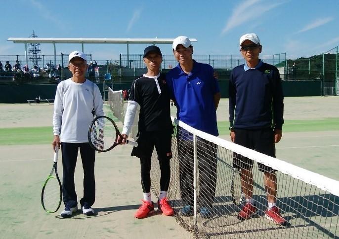 テニスで和歌山へ_d0115695_18183773.jpg