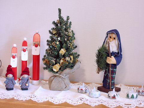 クリスマスオーナメント、やっと飾りました♪_c0090198_15114780.jpg