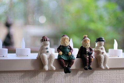 クリスマスオーナメント、やっと飾りました♪_c0090198_15155181.jpg