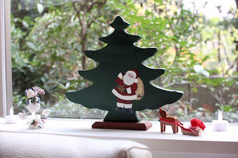 クリスマスオーナメント、やっと飾りました♪_c0090198_15173591.jpg