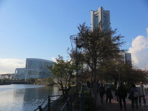 横浜みなとみらい21地区を散策_c0075701_07163799.jpg