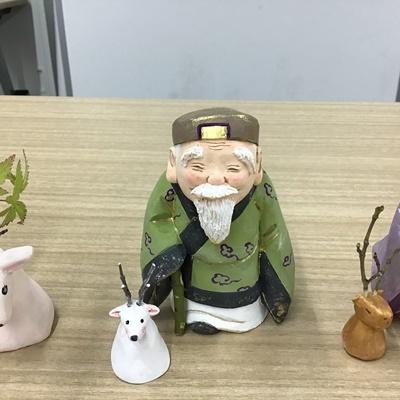 2日間短期集中講座【創作人形講座「寿老人」~プロの博多人形師が教えます~】_c0357605_17222555.jpg