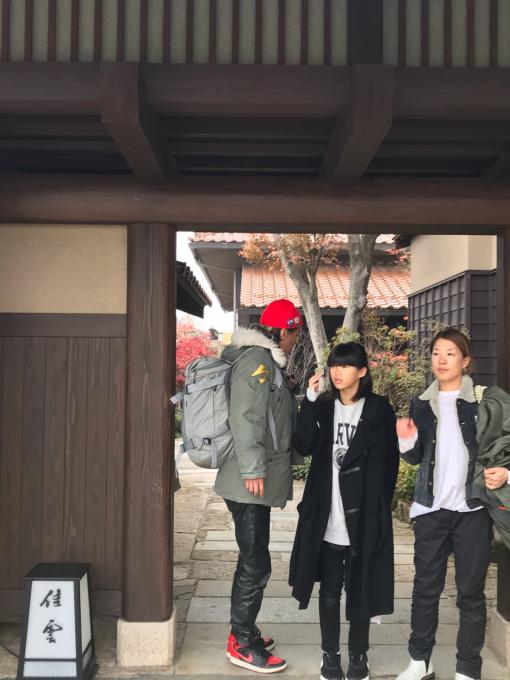 よしえ誕生日おめでとう!出雲大社ツアー2019.12_d0106911_14122729.jpg