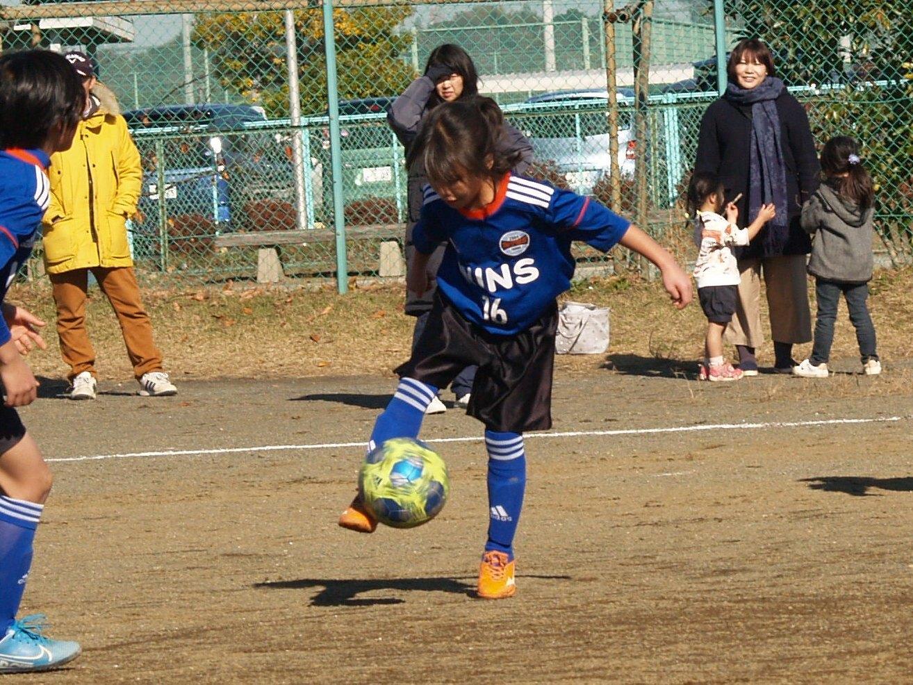 神奈川県少女サッカーU-10大会(ブロック1位)_f0375011_22073992.jpg
