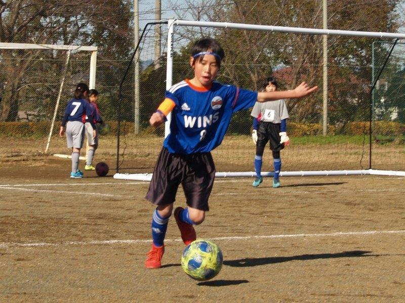 神奈川県少女サッカーU-10大会(ブロック1位)_f0375011_22074076.jpg