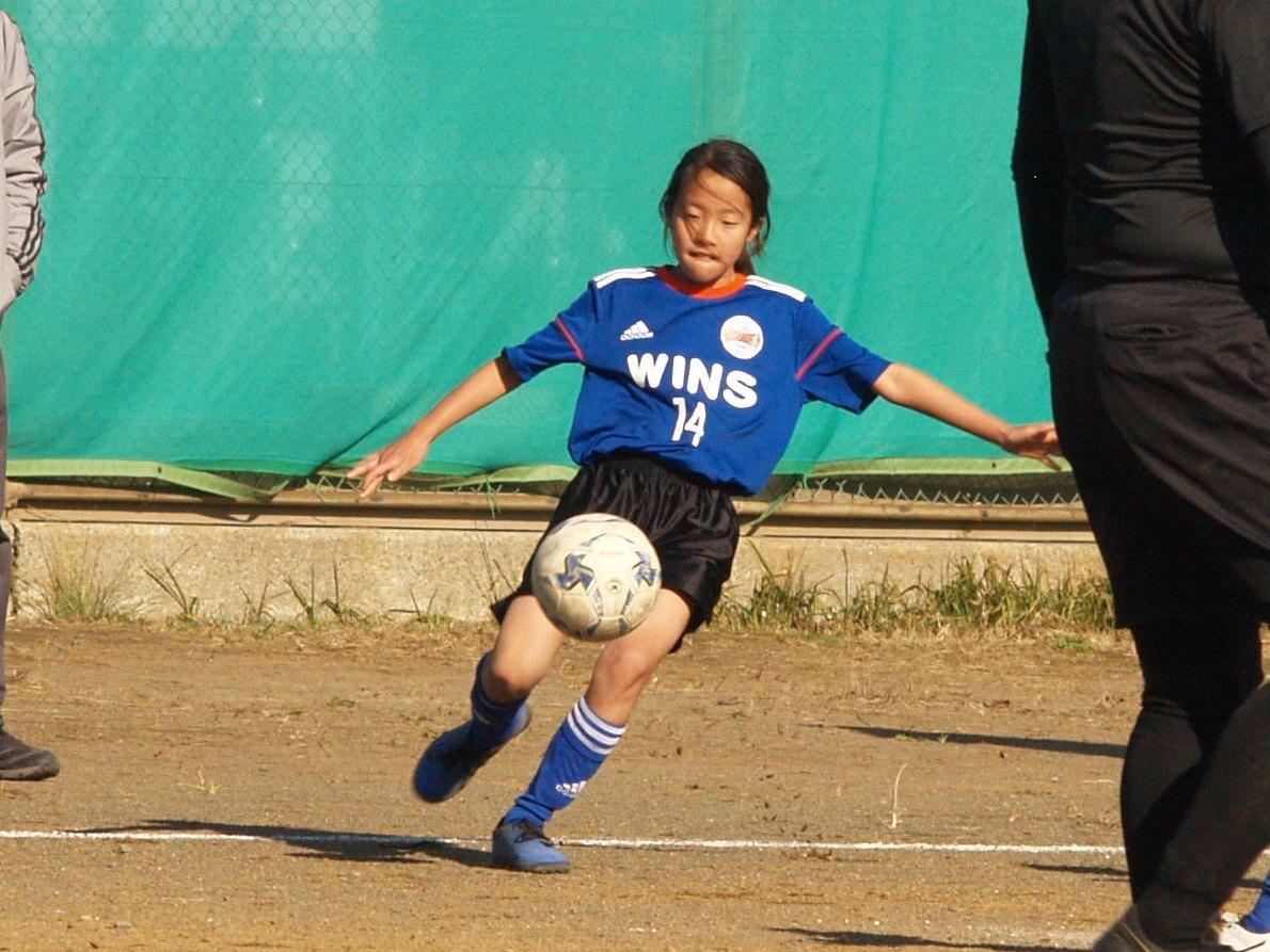 神奈川県少女サッカーU-10大会(ブロック1位)_f0375011_22095838.jpg