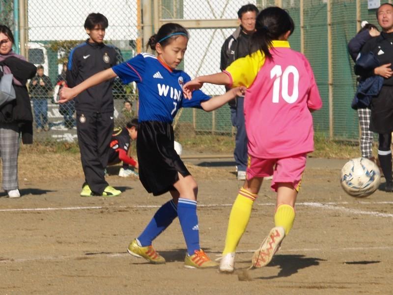 神奈川県少女サッカーU-10大会(ブロック1位)_f0375011_22104960.jpg
