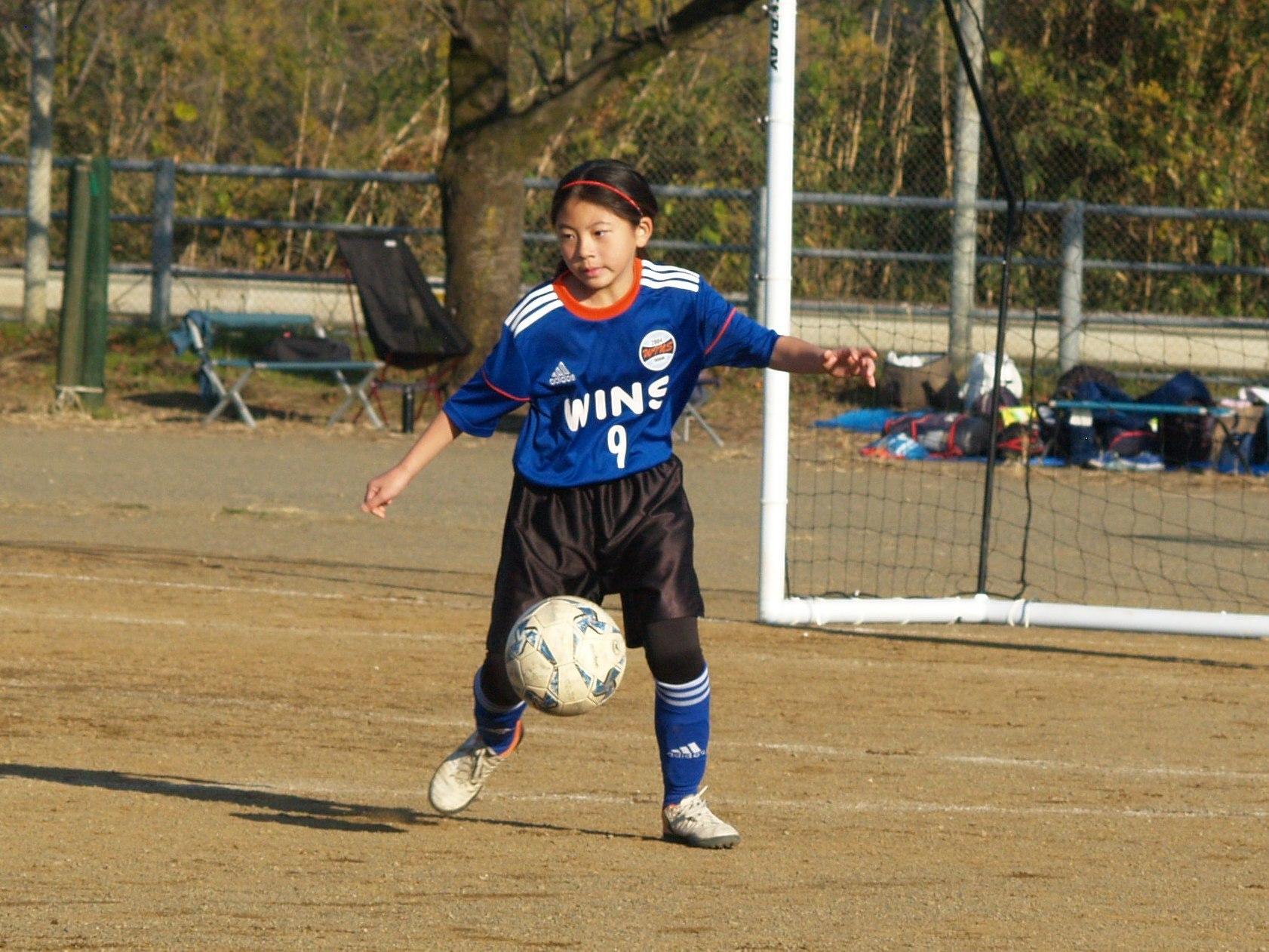 神奈川県少女サッカーU-10大会(ブロック1位)_f0375011_22113085.jpg