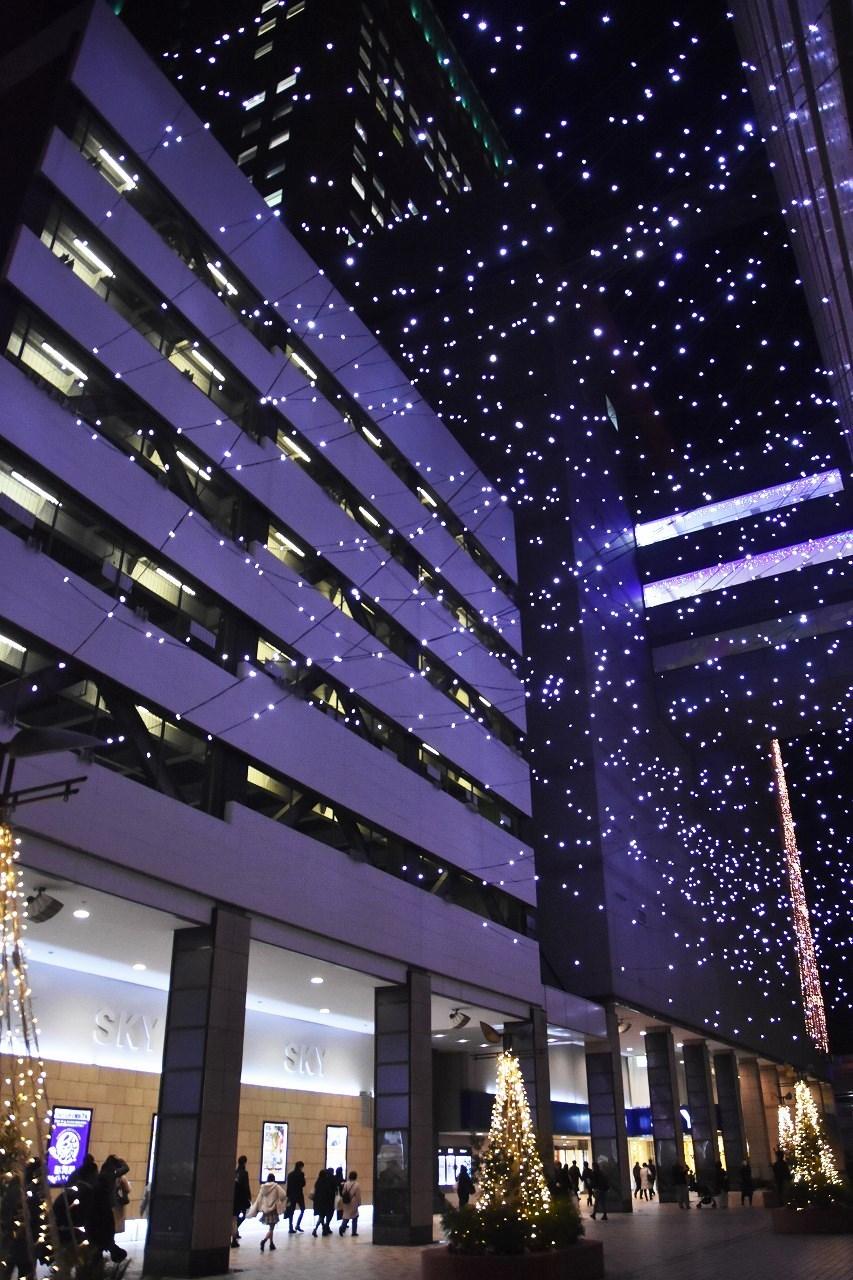 Yokohama illumination 光降る東口_d0065116_21360966.jpg