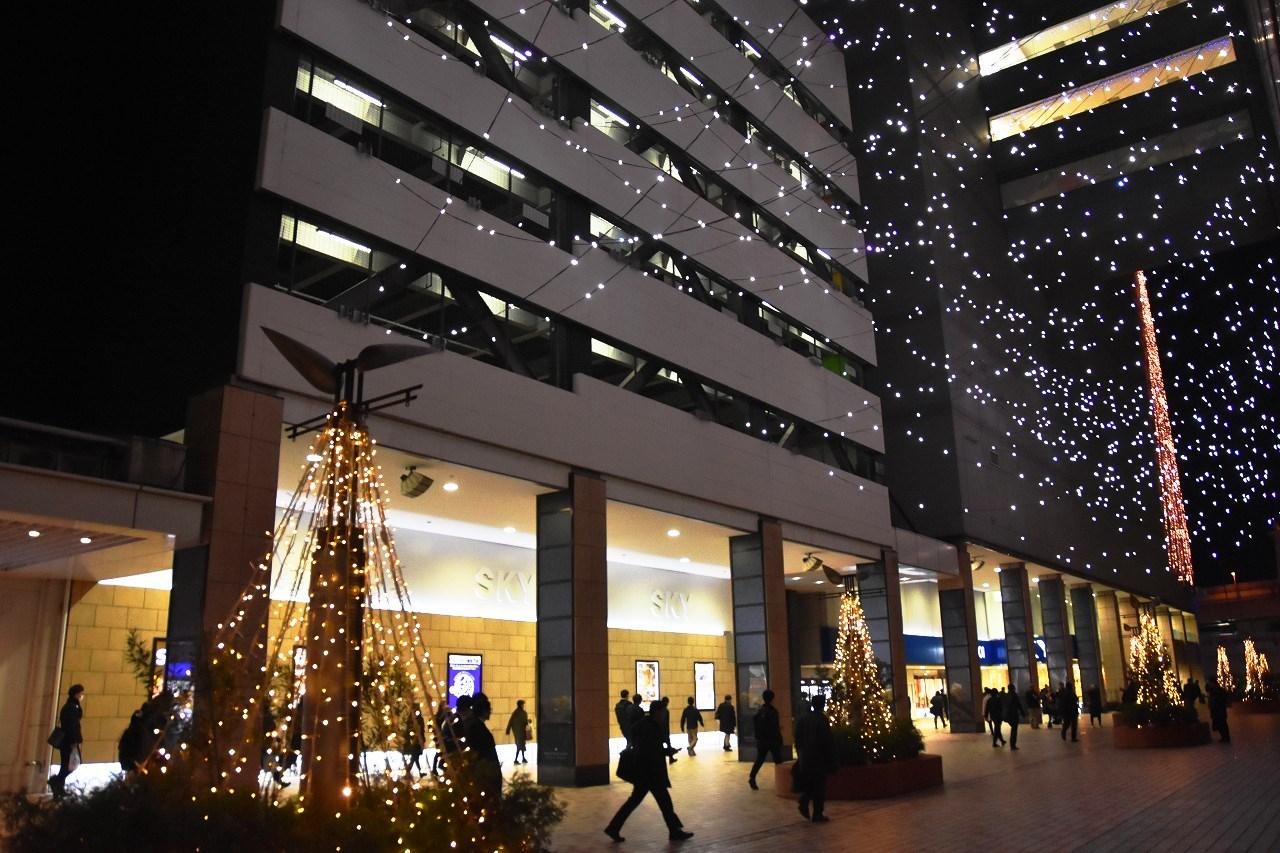 Yokohama illumination 光降る東口_d0065116_21364068.jpg