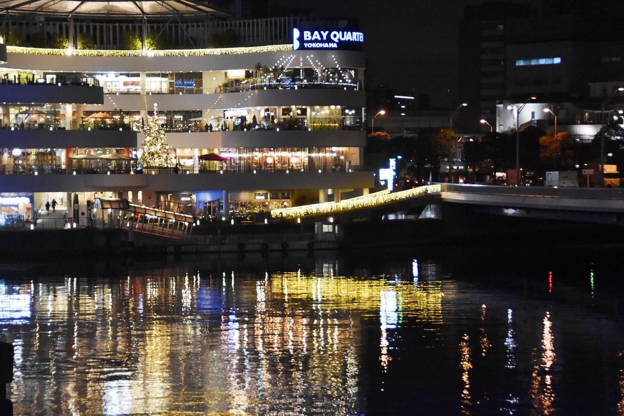 Yokohama illumination 光降る東口_d0065116_21373275.jpg