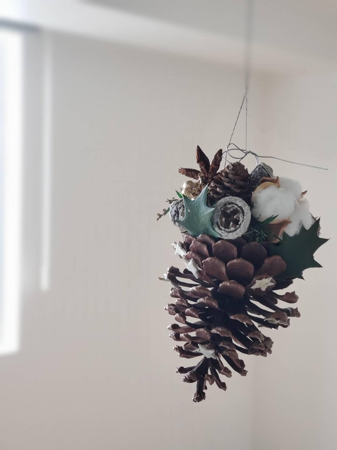 森のクリスマス_f0186719_18355011.jpg