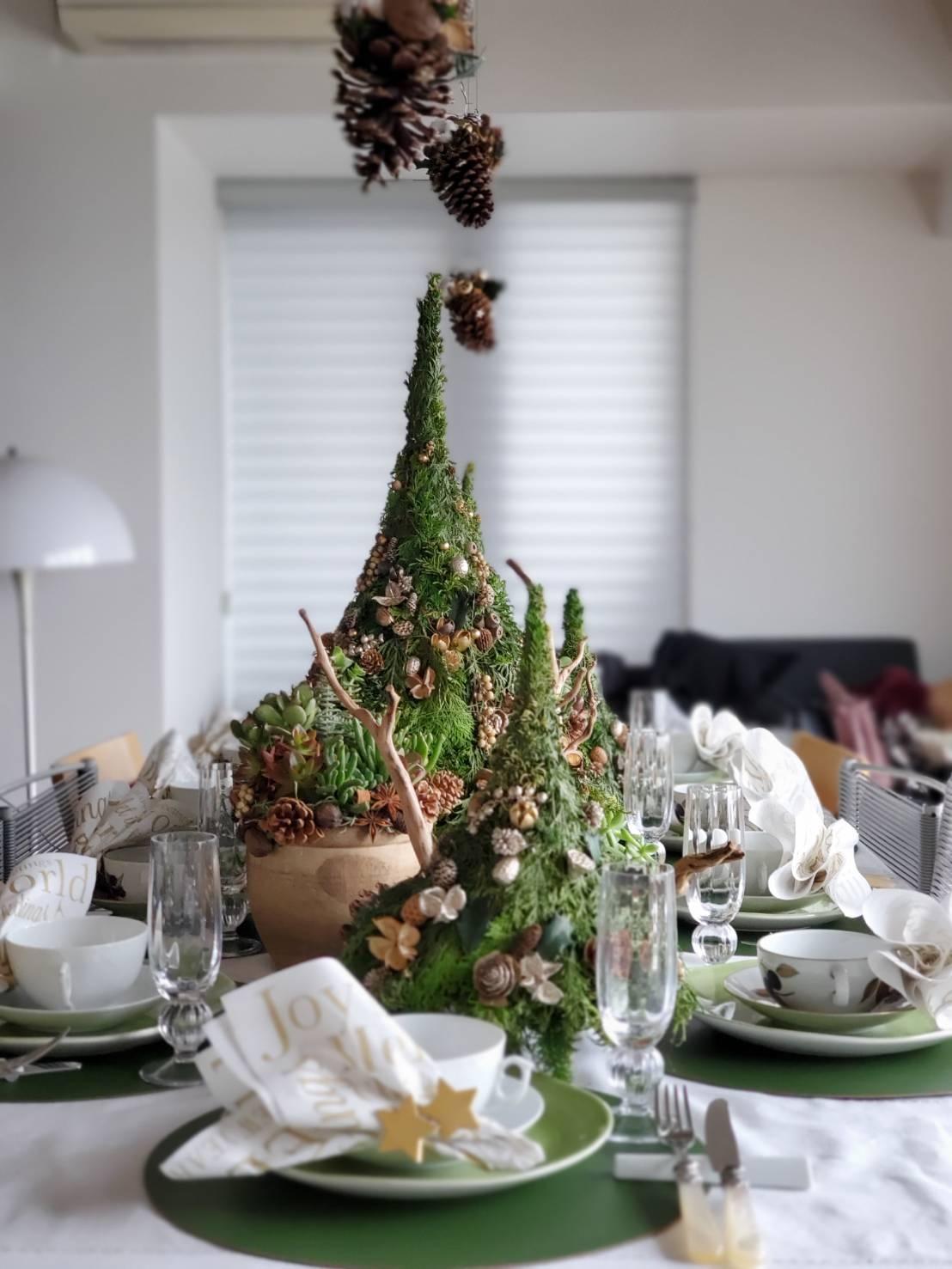森のクリスマス_f0186719_18355232.jpg