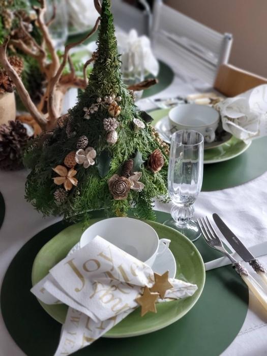 森のクリスマス_f0186719_18391205.jpg