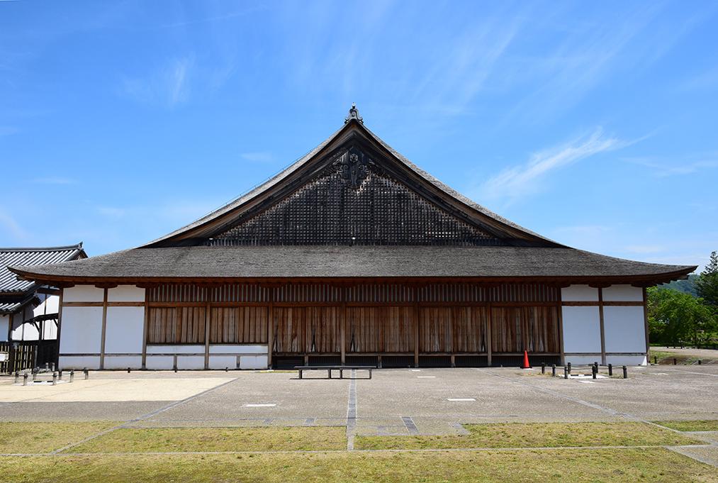 丹波国篠山城跡を歩く。 その3 ~大書院~_e0158128_16545839.jpg