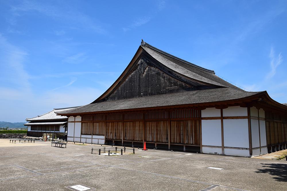 丹波国篠山城跡を歩く。 その3 ~大書院~_e0158128_16575734.jpg