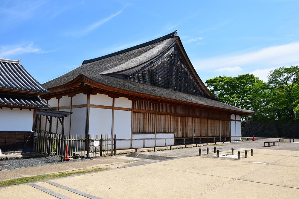 丹波国篠山城跡を歩く。 その3 ~大書院~_e0158128_16580009.jpg