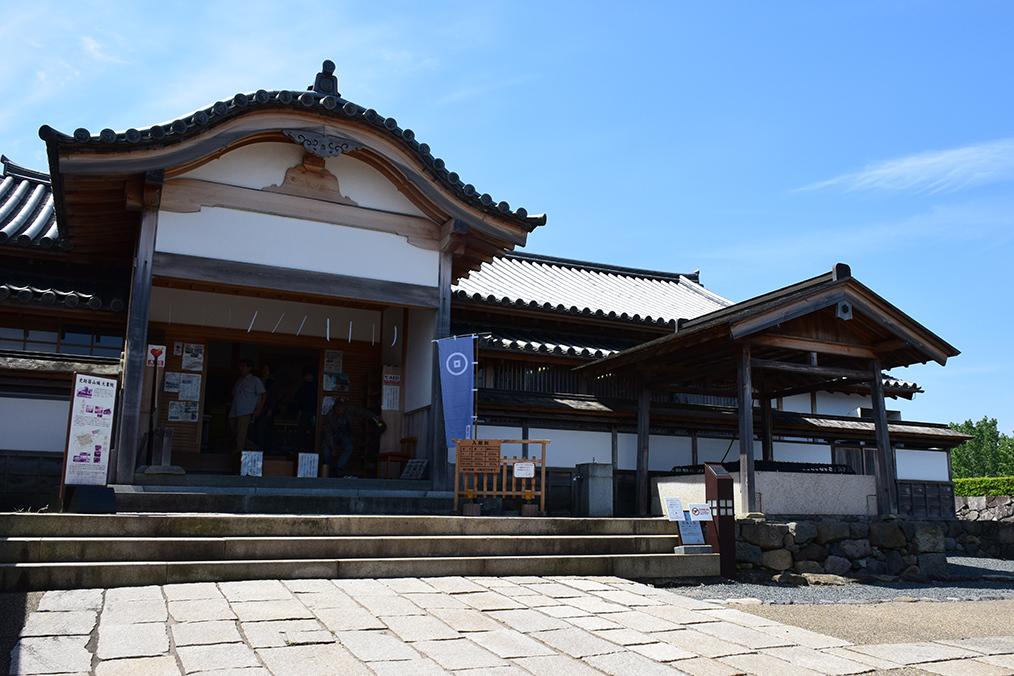 丹波国篠山城跡を歩く。 その3 ~大書院~_e0158128_17052154.jpg