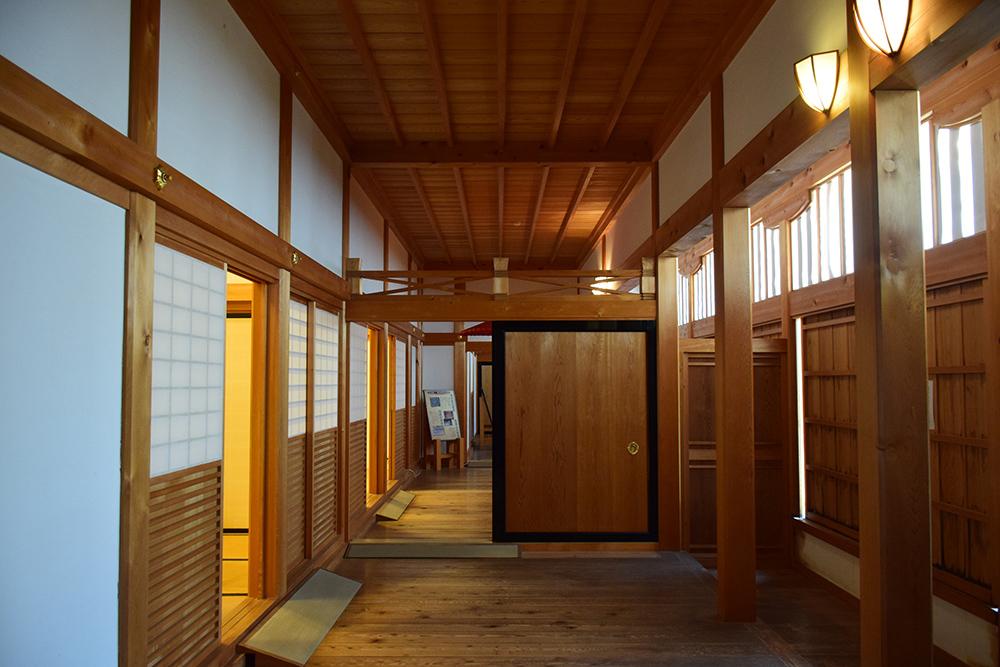 丹波国篠山城跡を歩く。 その3 ~大書院~_e0158128_17120919.jpg