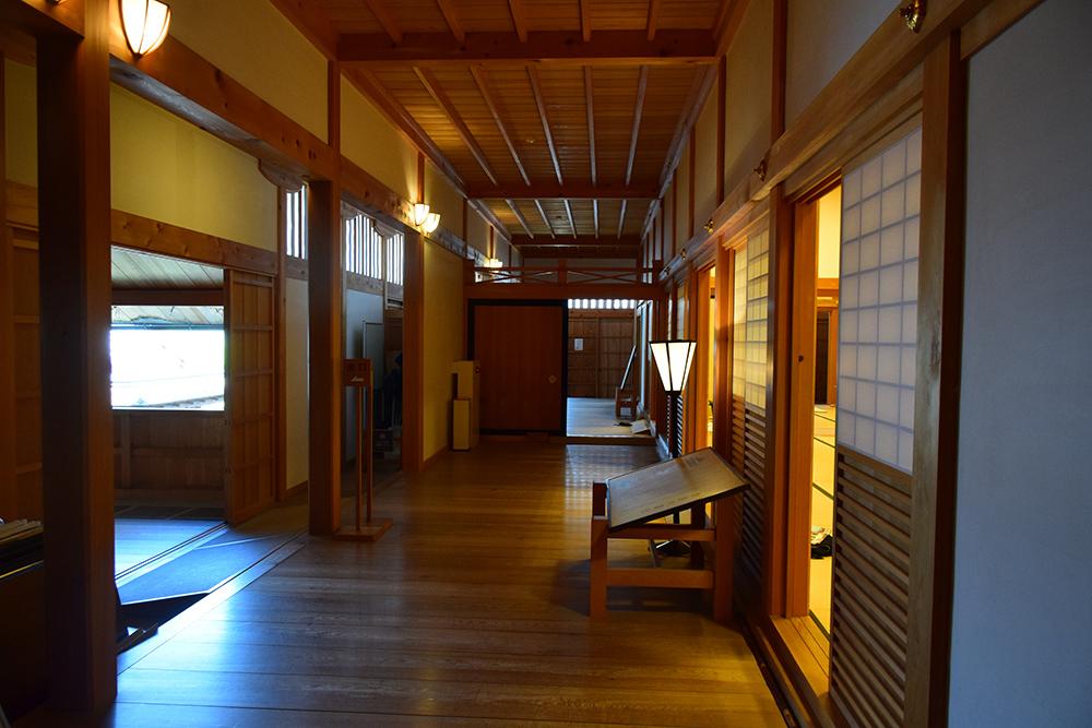 丹波国篠山城跡を歩く。 その3 ~大書院~_e0158128_17121202.jpg