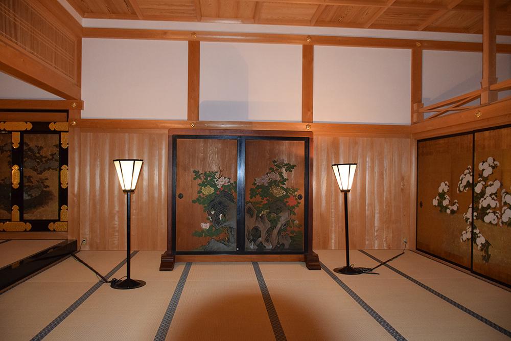 丹波国篠山城跡を歩く。 その3 ~大書院~_e0158128_17125097.jpg