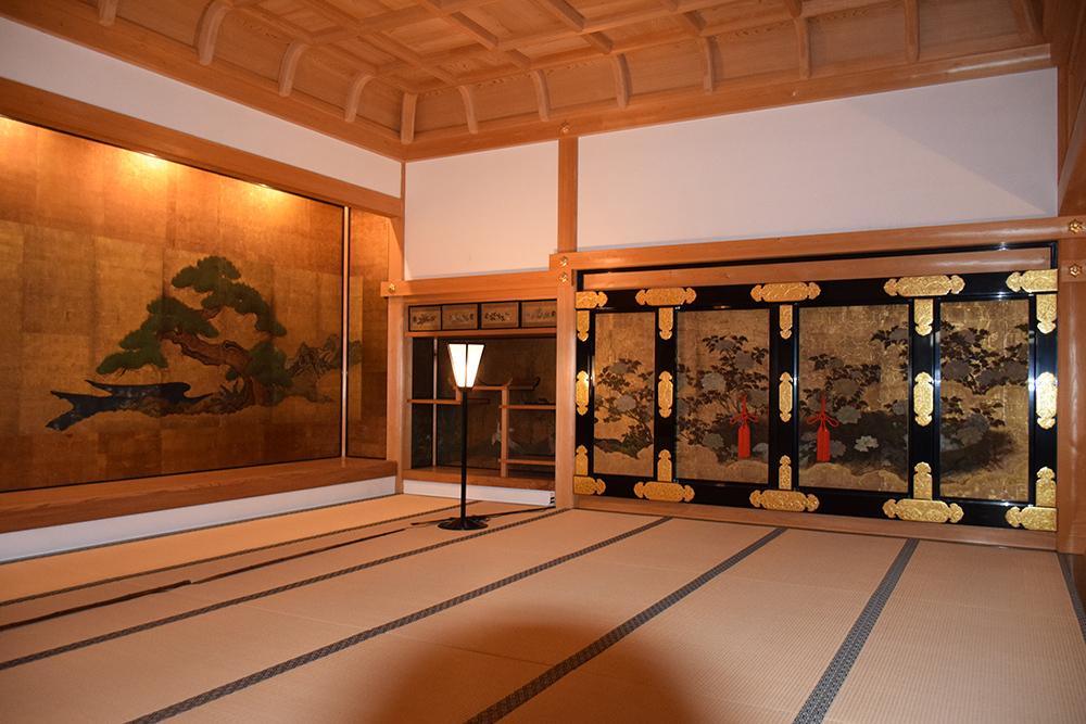 丹波国篠山城跡を歩く。 その3 ~大書院~_e0158128_17125537.jpg